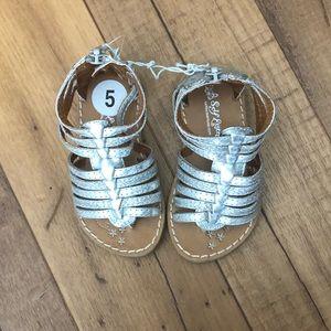 Toddlers gladiator Sandals